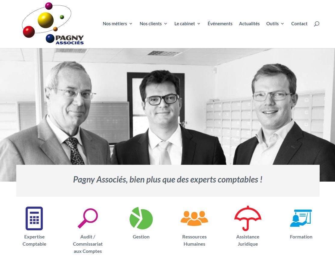 Pagny Associés, experts comptables
